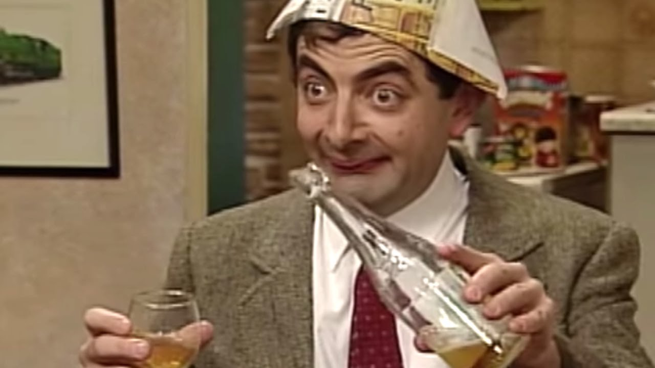 New years eve party mr bean official youtube new years eve party mr bean official solutioingenieria Choice Image