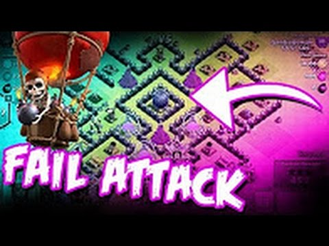 Underworld Funny Attack In Clash Of Clans