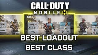 Call of Duty Mobile BEST CLASSES to Beat PROS!