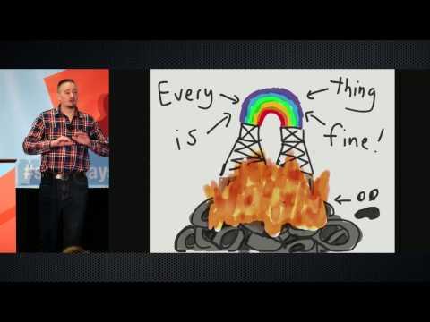 Keynote - Jepsen 7: Anna Concurrenina by Kyle Kingsbury