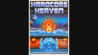 Vinylgroover - Live @ Hardcore Heaven - A Midsummer Nights Dream (05.07.96)