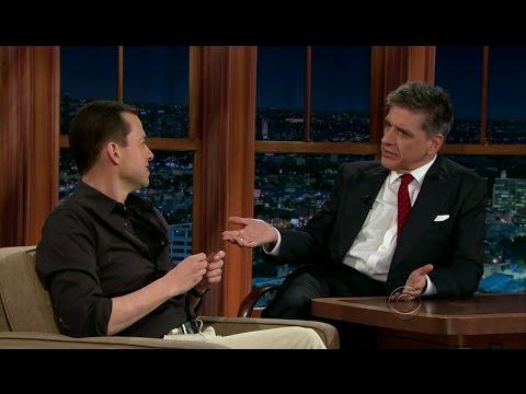 Late Late Show with Craig Ferguson 2/19/2013 Jon Cryer, Melissa Benoist
