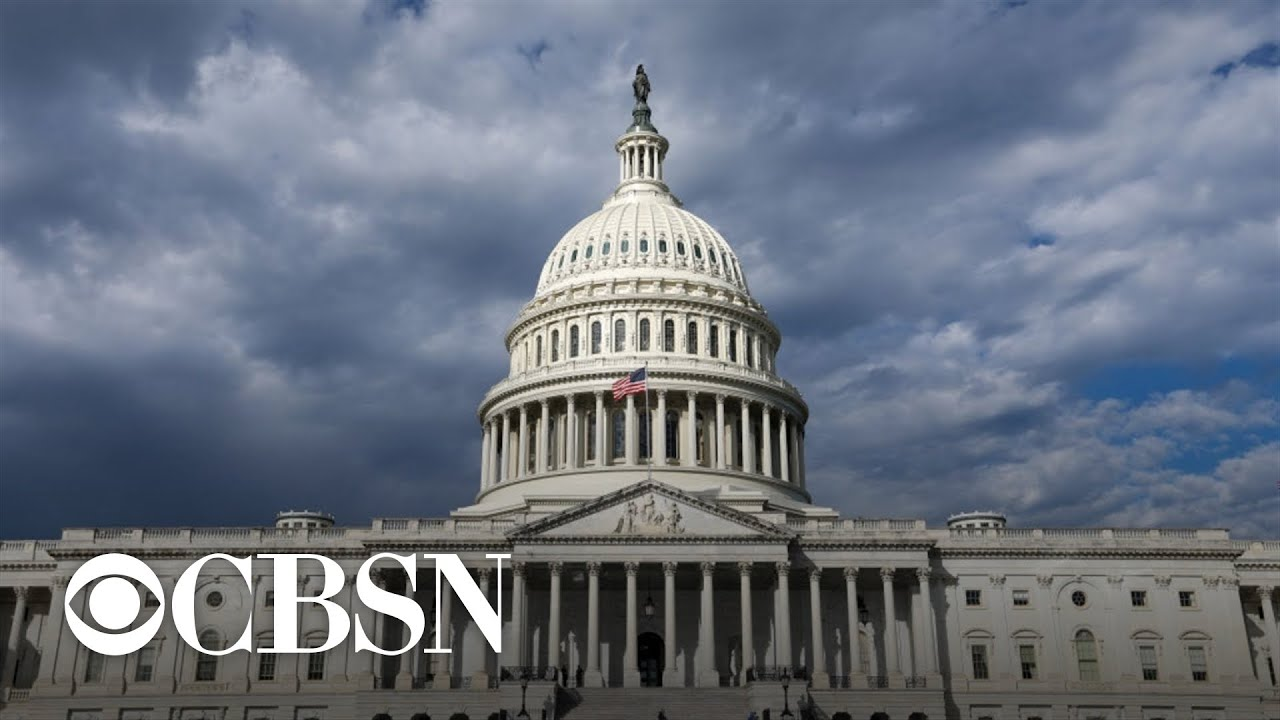 Senate prepares to approve government funding bill hours before ...