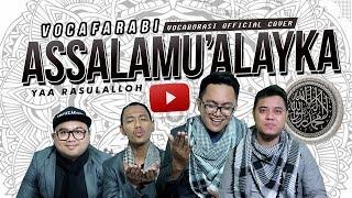 Assalaamu'alayka Yaa Rasulallah | VocaFarabi (Acapella Cover)