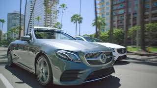 Mercedes Benz 2018 E-Class Luxury Coupe and Cabriolet – Video Brochure