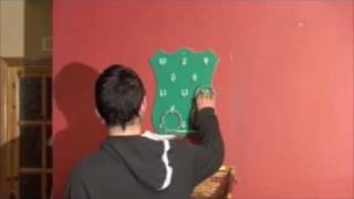 Traditional Irish game of 'Rings' - Full Game