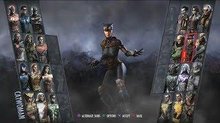 Injustice: Gods Among Us Arcade #11- Catwoman