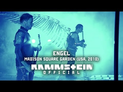 "New video ""Engel"" from Rammstein's live album ""In Amerika"""