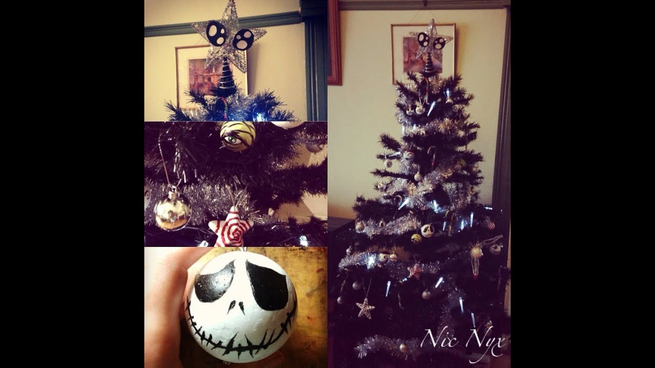 nightmare before christmas tree - Jack Skellington Christmas Tree