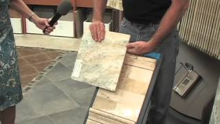 Kitchen and Bathroom Tile Selection and Design