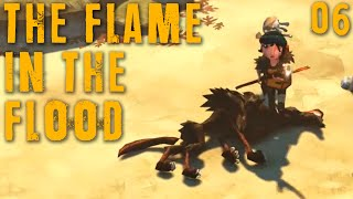 "THE FLAME IN THE FLOOD Part 06 - ""OHHH TAINTED MEAT!!!"" Beta gameplay walkthrough"