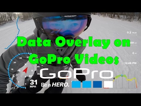 how to add telemetry to gopro