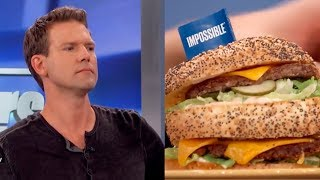 The Drs Try New Vegan Burger: Dr Stork FAIL!