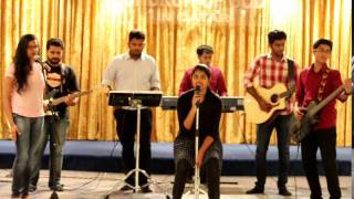 Tere pyar ke geet/I could sing of your love - cover by REDEMPTION