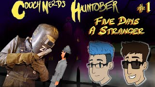 REMEMBER THAT NAME! - Five Days A Stranger #1 (Hauntober)