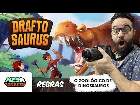 Draftosaurus - Aprenda a jogar (regras completas) from YouTube · Duration:  14 minutes 53 seconds