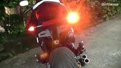 Honda Hornet Blinker Lampe