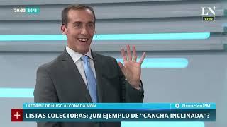 Hugo Alconada Mon: Listas colectoras: ¿Un ejemplo de