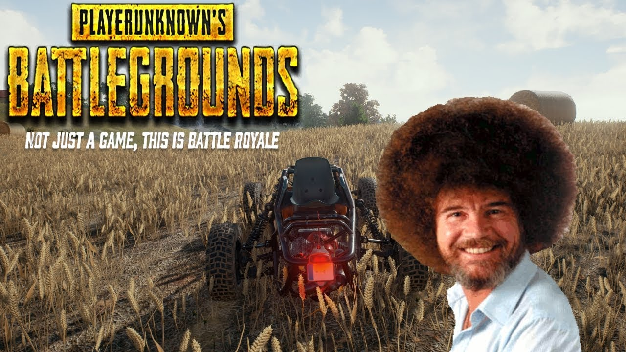 Playing with bob ross battlegrounds funny moments youtube playing with bob ross battlegrounds funny moments voltagebd Gallery