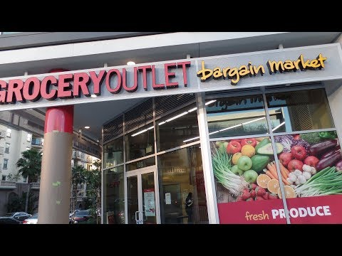 Grocery Outlet # 335 - Downtown Los Angeles
