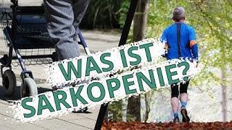 Sarkopenie | Muskelschwund | Prof. Ingo Froböse