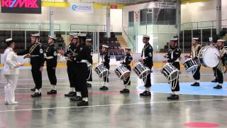 South Vancouver Island Sea Cadet Massed Band 2014