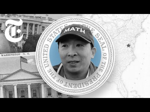 Who Is Andrew Yang, The Internet's Favorite Candidate? | 2020 Presidential Candidate
