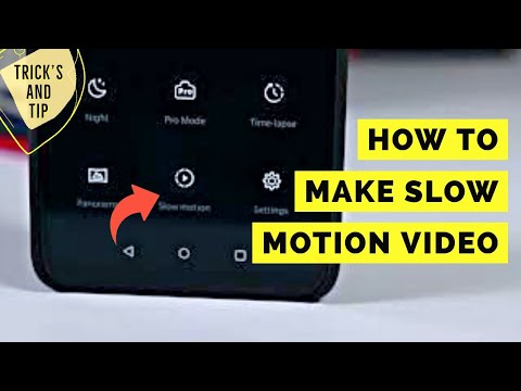 How To Enable Slow Motion On Your Android Device