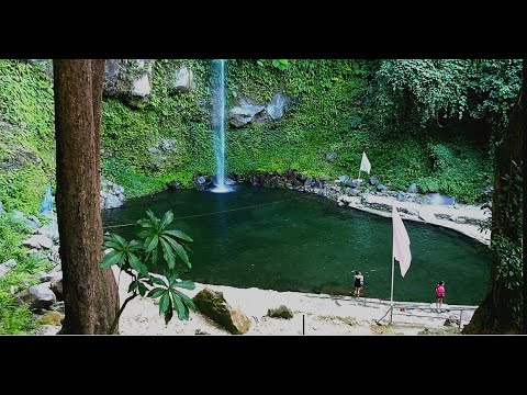 mindanao diaries; katibawasan falls