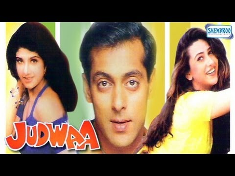 Judwaa - Part 1 Of 9 - Salman Khan - Karishma Kapoor - Rambha - Superhit Bollywood Movies