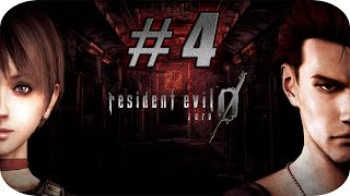 Resident Evil Zero HD Remaster - Gameplay Español - Capitulo 4 - 1080pHD