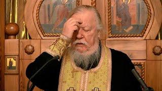 Протоиерей Димитрий Смирнов. Проповедь о ловле ста пятидесяти трёх рыб