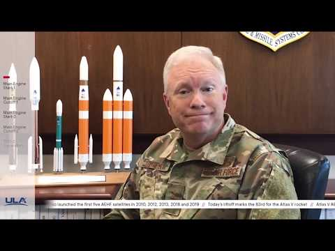 Why Is The US Space Force Launching A Rocket During The COVID-19 Outbreak?