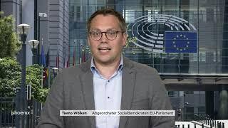 Tiemo Wölken (SPD) zu Ursula von der Leyen am 10.07.19