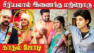 Serial Actress Ayesha Loves Vishnu ? | Sathya Serial Vishnu |