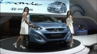 Hyundai ix-Metro Concept Videos