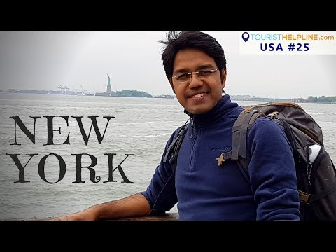 My First day in New York | Best way to travel in NY? How to find cheapest bus in USA?
