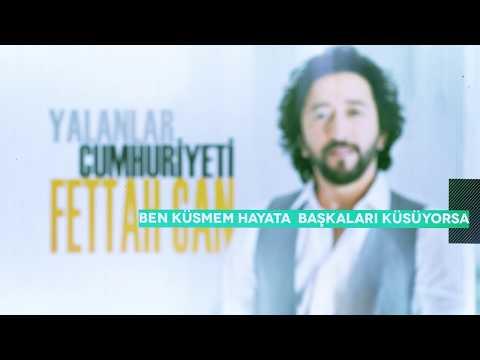 Fettah Can - Yonca Bahçesi (Lyric Video)