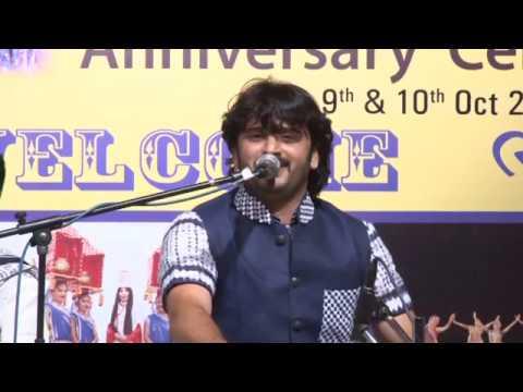 Muscat Gujarati Samaj - 40th Anniversary Celebration - Dayro - Part - 2