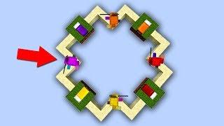 ЗАКУПАЮСЬ ТОЛЬКО НА ВРАЖЕСКИХ БАЗАХ - ЧЕЛЛЕНДЖ НА БЕД ВАРСЕ! - (Minecraft Bed Wars)