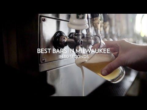Best Bars In Milwaukee: In 30 Seconds
