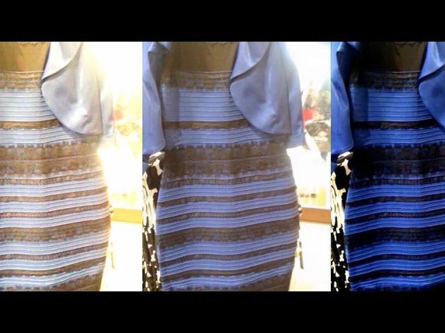 Debatable dress color debate