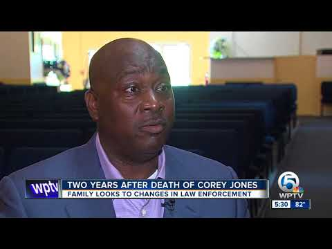 Two years after death of Corey Jones