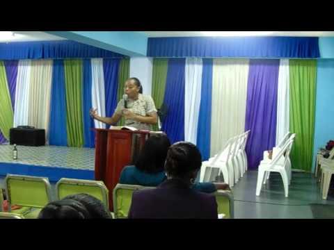 Favor to Fulfil Purpose   Prophetess Sarah Smith