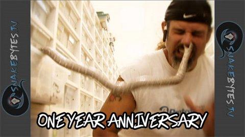 Snake Bytes TV - Happy Birthday SnakeBytes Nation!!