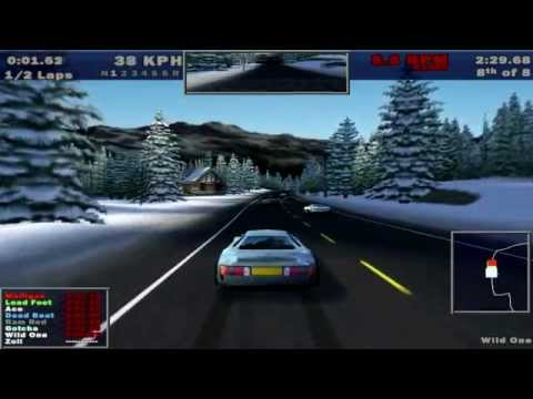 Need For Speed lll Hot Pursuit - Summit with Lister Storm