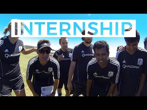 Qualcomm Summer Internship Experience
