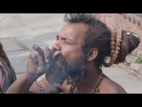 Hindus Celebrate God By Smoking Marijuana