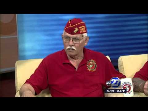 Coffee Chat: Marine Corps League
