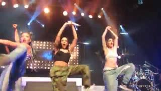 Tinashe performing 2 On Joyride Tour 2016 Atlanta, GA